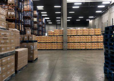 Logistique agro-alimentaire